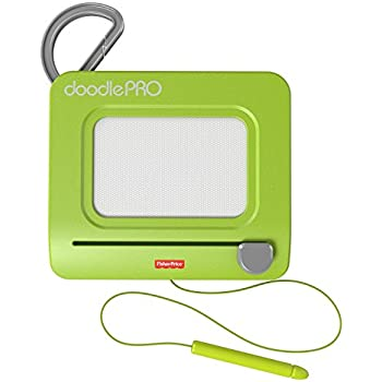 Fisher-Price Clip-On Doodle Pro, Green
