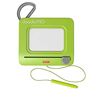 Amazon.com: Fisher-Price Clip-On Doodle Pro, Green: Toys