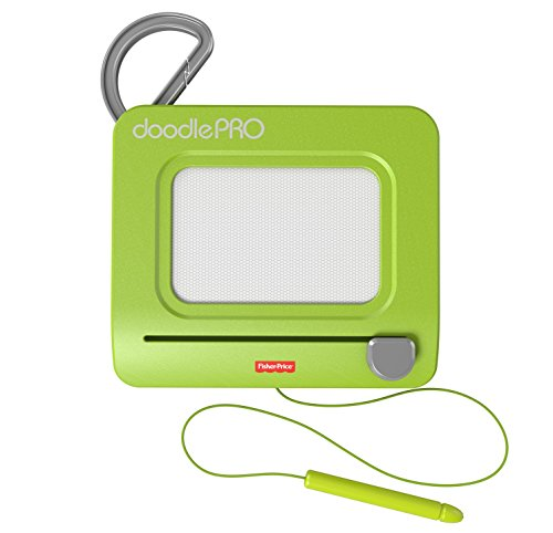 - Fisher-Price DoodlePro, Clip-on (Green)