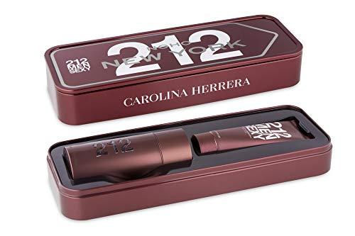 CAROLINA HERRERA 212 Men Sexy EDT (100mL) + Shower Gel (100mL) - Herrera 100 Ml Edt