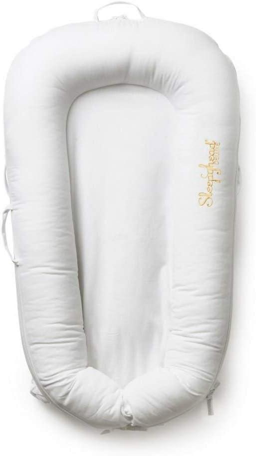 Sleepyhead Deluxe Pod 0-8m Pristine Blanc