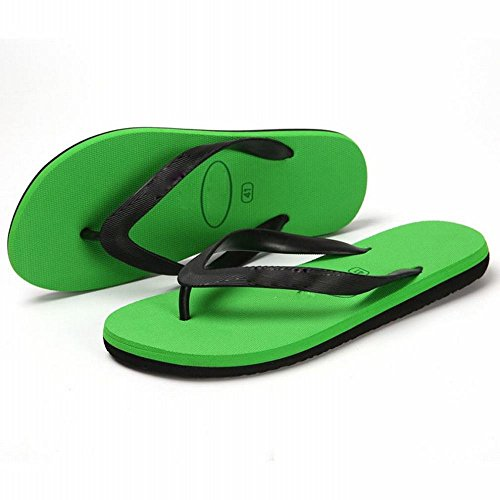 scivolare moda pantofole fonte infradito tendenza gamba da ZPD uomini spiaggia Estate spiaggia scarpe D sandali wX4qA0f