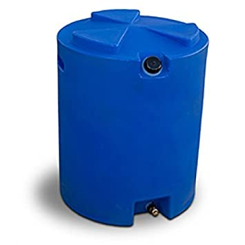 Smart Tank 50 Gallon Stackable Water Storage Tank   BPA Free   Made In The  USA