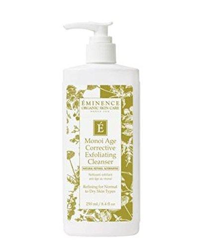 Eminence Age Corrective Monoi Exfoliating Cleanser 8.4oz(250ml) Treatment Beauty Skin Eminence Organic Skin Care 8302/EM