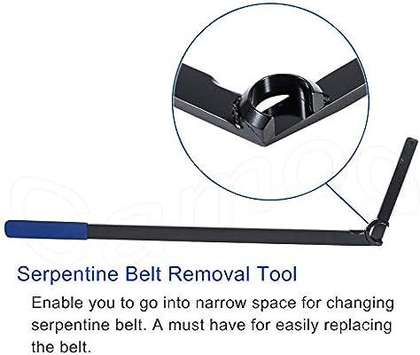 Serpentine Replacement Parts Camoo 118410 Serpentine Belt ...