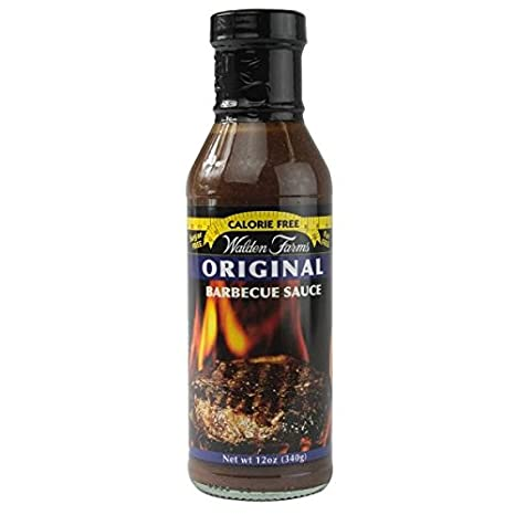 Walden Farms Aperitivo Dietético Barbecue Sauces Original - 6 Salsas: Amazon.es: Salud y cuidado personal