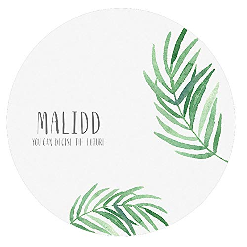 Round Diatom Mud Soap Slip-resistant Water Absorption Cup Mat Marble Printing Diatomite Coasters Dining Table Placemats,Style C (Placemats Tj Maxx)