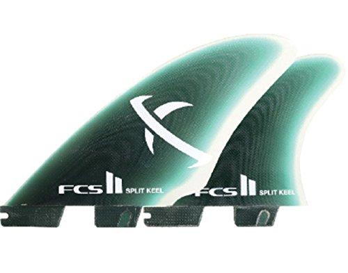 FCS II Keel Quad Set PG Split Keel 4 Surfboard Fins for sale  Delivered anywhere in USA