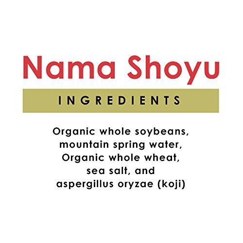 Ohsawa Nama Shoyu, Organic and Aged in 150 Year Cedar Kegs for Extra Flavor - Japanese Soy-Free Sauce, Low - Sodium, Non-GMO, Vegan, Kosher - 32 oz by OHSAWA® (Image #3)'