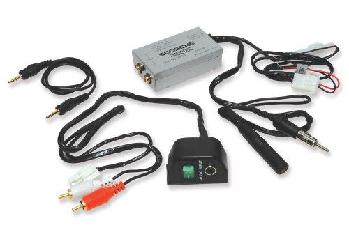 Scosche Industries FM-MOD02 Universal Audio Input FM Modu...