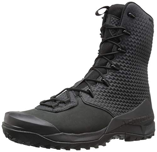Under Armour Men's Infil Ops Gore-TEX Ankle Boot, Black (001)/Black, 8
