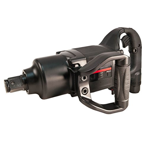 JET JAT-201 Pneumatic R12 2000 ft-lbs Impact Wrench, 1″