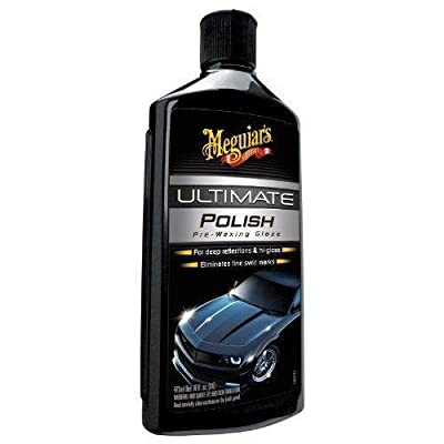 Meguiar's G19216 Ultimate Polish - 16 oz. New