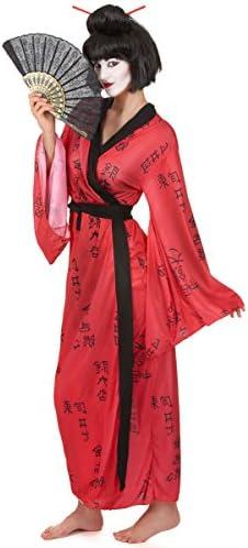 Disfraz geisha mujer Única: Amazon.es: Juguetes y juegos