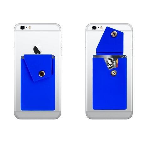 Amazon smartphone pocket for smartphone blue oyster card smartphone pocket for smartphone blue oyster card holder credit card holder business colourmoves