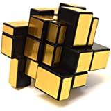 TurboTech Golden Irregular Speed Cube/ Puzzle Cube / Magic Cube Puzzle with Anti-POP and Durable Structure