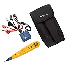 Fluke Networks Pro3000F60-KIT includes Tone Generator & Probe with 60Hz Filter and SmartTone Technology, 4962074