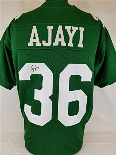 - Jay Ajayi Autographed Signed Philadelphia Eagles Throwback Jersey - JSA Certified