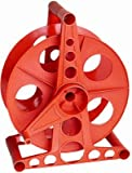 Bayco Product K-100 150-Ft. Orange Cord Storage Reel With Stand - Quantity 6 Cord Reels & Storage