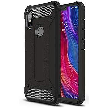Amazon.com: kwmobile Cover for Xiaomi Redmi Note 6 Pro ...