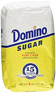 Domino Premium Pure Cane Granulated Sugar, 64 Ounce