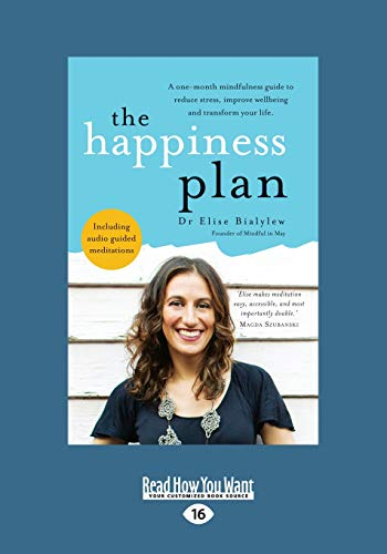 The Happiness Plan (Large Print -