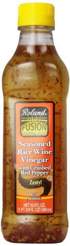 Roland Vinegar Seasoned Crushed Pepper