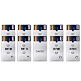 DAITET Security Card Shield -10 Credit Card RFID Protection, Anti-Theft & Security Sleeves