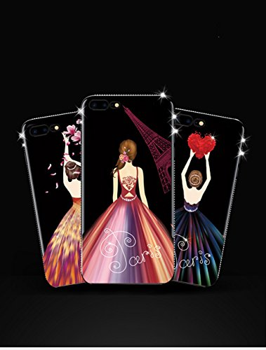 Funda iPhone 5/ iPhone 5S/ iPhone SE,Manyip Alta Calidad Ultra Slim Anti-Rasguño y Resistente Huellas Dactilares Totalmente Protectora Caso de Plástico Cover Case Adecuado para iPhone 5/5S/SE(A920-02) E