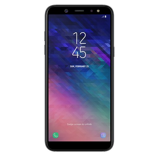 Samsung Galaxy A6 Plus 2018 Duos 32 Gb Schwarz Amazon De