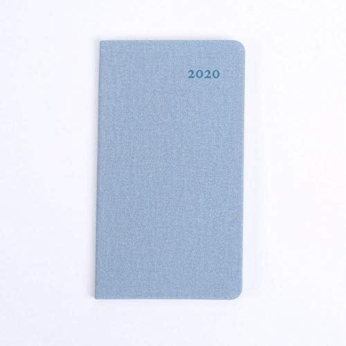 ACIL Notizbuch, Wochen-, Monatsplaner, Schulbedarf, hellblau, A6