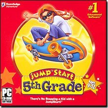 Brand New Knowledge Adventure Jumpstart 5th Grade Challenging Activities Exciting Adventures