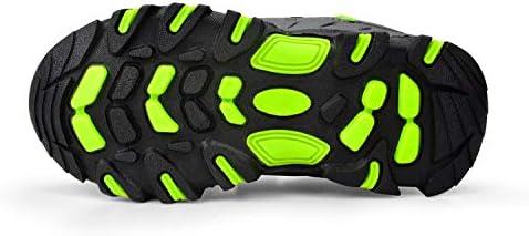 41FljkhinpL. AC Biacolum Boys Girls Shoes Outdoor Hiking Waterproof Kids Sneaker    Product Description