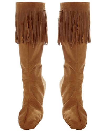 Fringe Boot Tops Costume Accessory