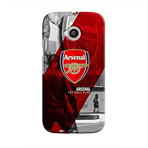 Cover It Up - Arsenal FC Moto E2 Hard Case