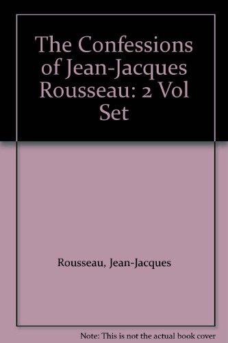 jean jacques rousseau s the confessions a review Jean-jacques rousseau (ginebra, 28 de junio de 1712-ermenonville, 2 de julio de 1778) fue un polímata suizo francófono fue a la vez escritor, pedagogo, filósofo.