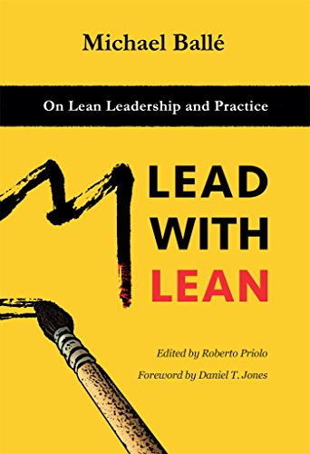 Lead with Lean (English Edition)