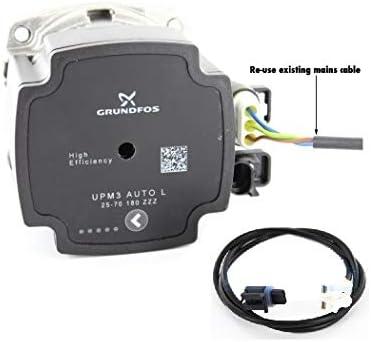 Vaillant Pro/Plus ErP Grundfos UPM3 0020221616 - Bomba de circulación para caldera