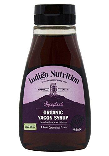 Organic Yacon Syrup - 250ml - (Premium Grade)