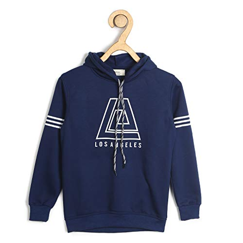 Alan Jones Clothing Boys Cotton Hoodies Sweatshirt