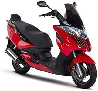 Kymco Grand Dink 50 2 del Mofa, colores: Rojo: Amazon.es: Coche y moto