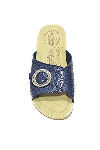 Fly Flot - Zapatillas de estar por casa para mujer azul turquesa turquesa