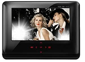 Odys SLIM-TV 700 SLIDE - Reproductor de DVD portátil