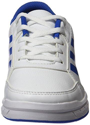 Elfenbein White White adidas Kinder Ftwr blue Gymnastikschuhe K Unisex AltaSport ftwr xAxX1qv7