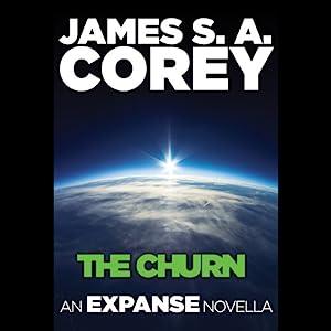 The Churn: An Expanse Novella Audiobook
