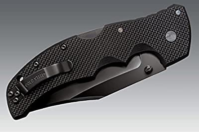 Cold Steel 27TLCC Hunting Folding Knives, Black