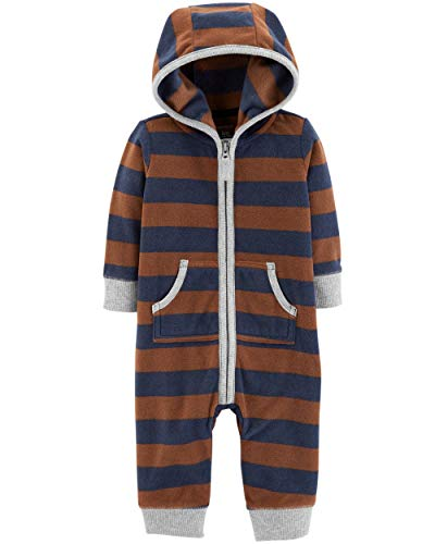 Carter's Baby Boys' 1 Pc 118g656 (12 Months, Navy Stripe)