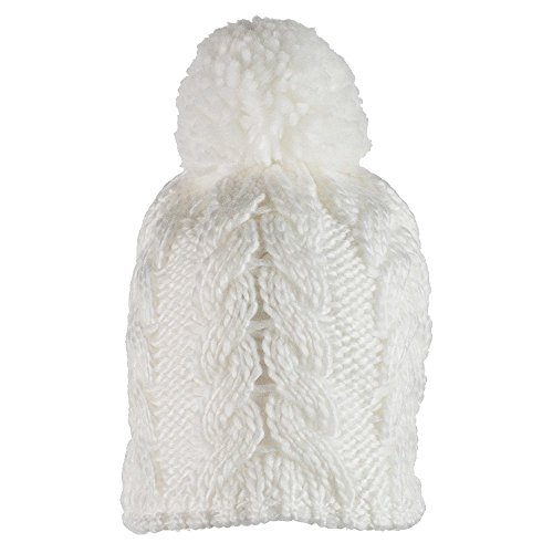 Obermeyer Cable Knit Hat - 2