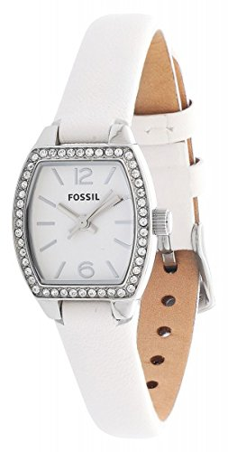 Fossil-Womens-Classic-Watch-White