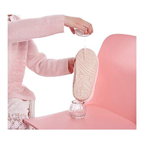 Hausschuhe DWW-Taihewen Firms Baumwolle Winter Indoor Rutschfeste Hause Wasserdichte Warme Memory Foam Weiche Atmungsaktive Schuhe Pattern 1